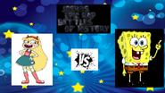 Star butterfly vs spongebob squarepants