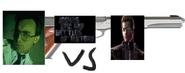Herbet wesker vs albert wesker
