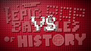 Zeus vs Thor Lego VS