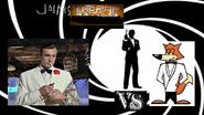 James bond vs spyfox