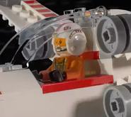 Luke Skywalker X-Wing