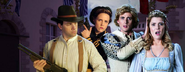Romeo and Juliet vs Bonnie and Clyde Banner