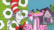 Ccarbe6062 Rap Battles 14 - The Cat in the Hat vs The Pink Panther-0