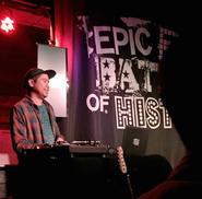 DJ Porchlite ERB Tour 2015