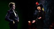 Guy Fawkes vs The Joker Poster