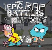 Eddy vs gumball watterson rap battle idea 10 by lh1200 ddxqkv2-300w