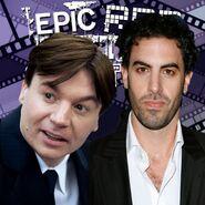 Mike Myers vs Sacha Baron Cohen