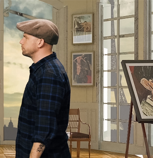 EpicLLOYD in Pablo Picasso's Studio.png