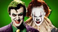 The Joker vs Pennywise