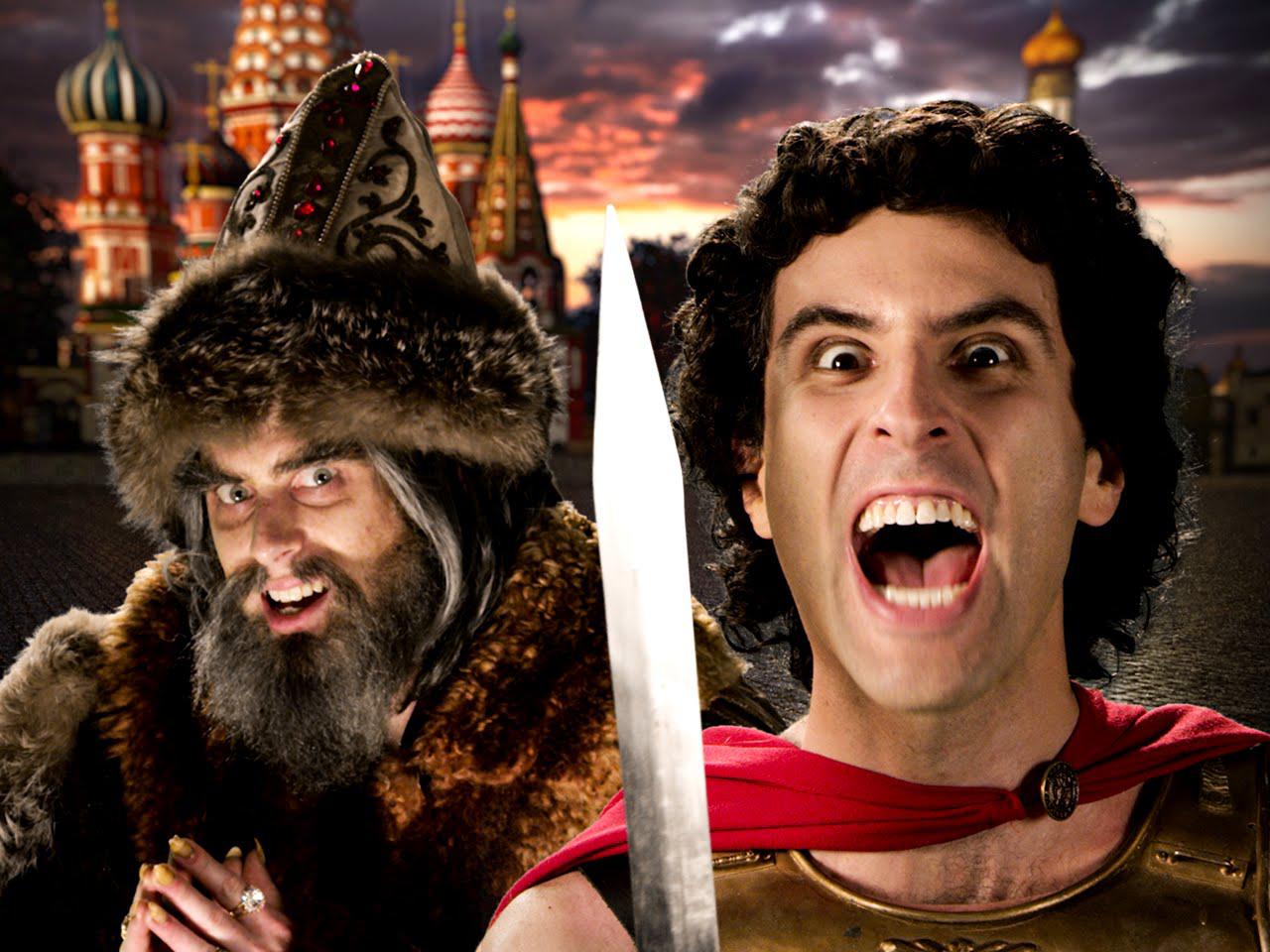 Alexander the Great vs Ivan the Terrible/Gallery