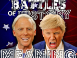 Donald Trump vs Joe Biden/Rap Meanings
