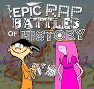 Princess bubblegum vs double d rap battle idea 12 by lh1200 ddydfjt-fullview