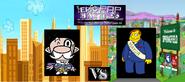 The mayor vs mayor quimby