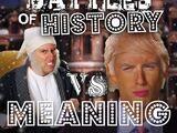 Donald Trump vs Ebenezer Scrooge/Rap Meanings