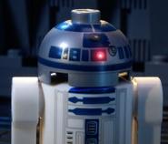 R2-D2 Cameo