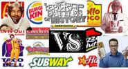 Fast food battle royale