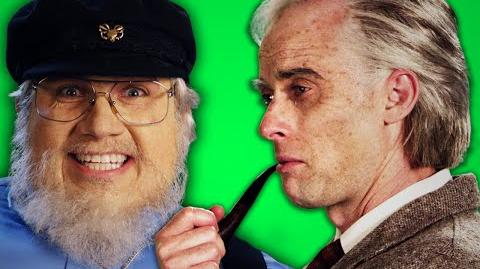 J. R. R. Tolkien vs George R. R