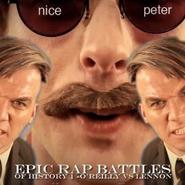 John Lennon vs Bill O'Reilly Alternative Cover
