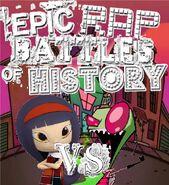 Teresa green vs zim rap battle idea 9 by lh1200 dcqky0r-pre