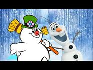 Frosty the Snowman vs Olaf. Ccarbe6062 Rap Battles Christmas Special.
