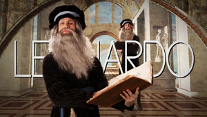 Leonardo (Artist) Title Card.png