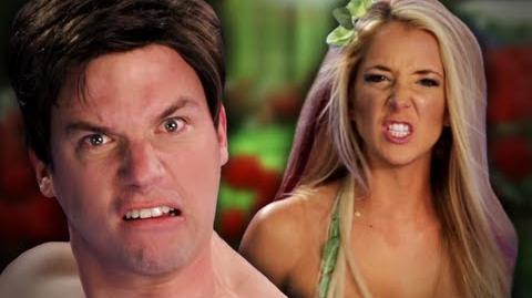 Adam vs Eve. Epic Rap Battles of History