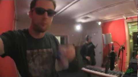 Epic Rap Battles Of History. Demo Recording Session. Jobs vs Gates.