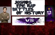 Dexter morgan vs purple guy