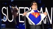 Superman Alternate Title Card