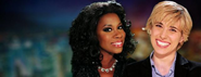 Oprah vs Ellen Banner