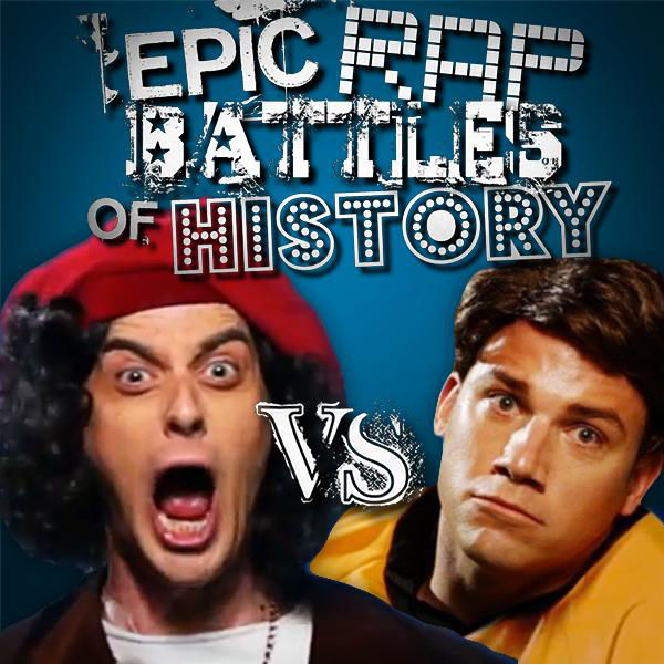 Christopher Columbus vs Captain Kirk