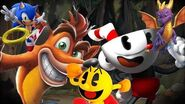 Ccarbe6062 Rap Battles 16 - Crash Bandicoot vs Cuphead