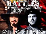 Guy Fawkes vs Che Guevara/Rap Meanings