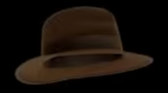 Indiana Jones' fedora in Henry vs Hillary