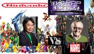 Segiro miyamoto vs stan lee