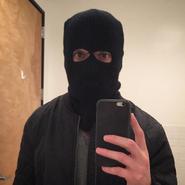 Edward Vilderman Street Tough Selfie