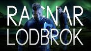 Ragnar Lodbrok Title Card