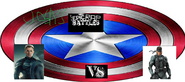 Captain america vs solid snake