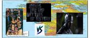 Shaka zulu vs black panther