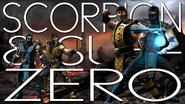 Scorpion & Sub-Zero Title Card