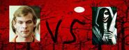Jeffery duhaner vs jeff the killer