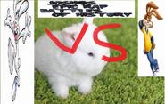 The trix rabbit vs quicky