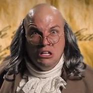 Ben Franklin In Battle