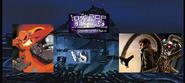 Dr. robotnik vs doctor octopus