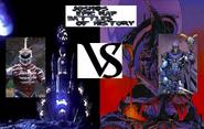 Lord zedd vs skeletor