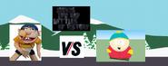 Jeffy vs cartman
