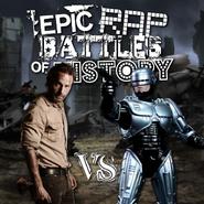 RoboCop vs Grimes