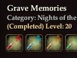 Grave Memories