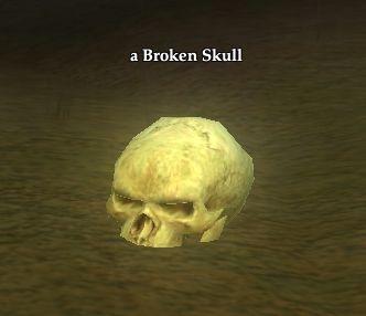 A Broken Skull