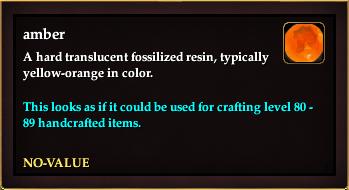 Amber (Crate Reward)